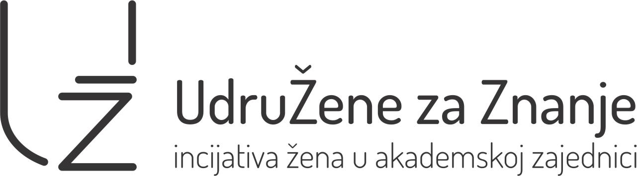 Konferencija – Udružene za znanje Logo